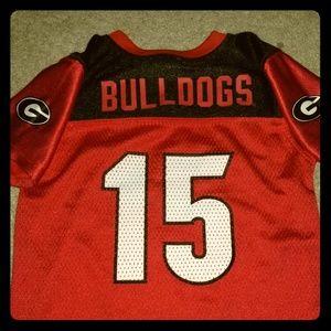 Kids Georgia Bulldogs Jersey